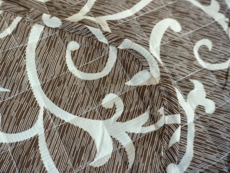 Одеяло-Покрывало полиэстер (П-766) Уценка