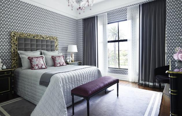 Покрывало – как изюминка интерьера спальни