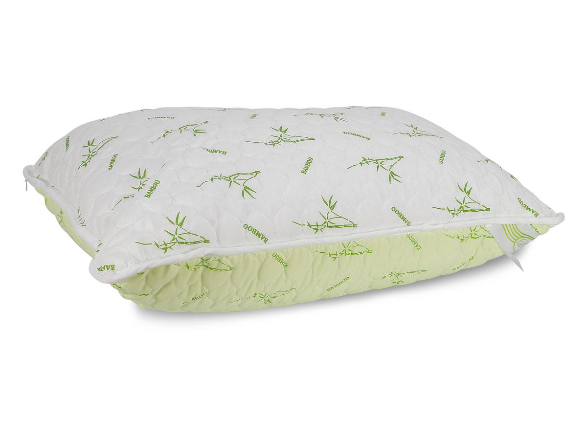 Зачем нужны бамбуковые подушки