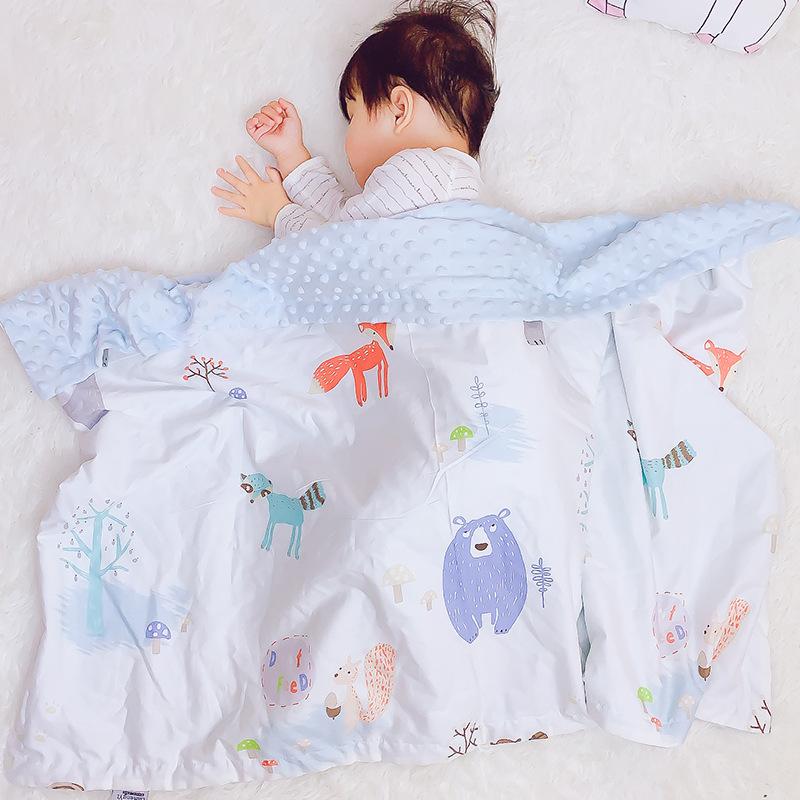 Особенности детских одеял