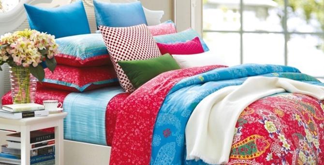Текстильное оформление помещения
