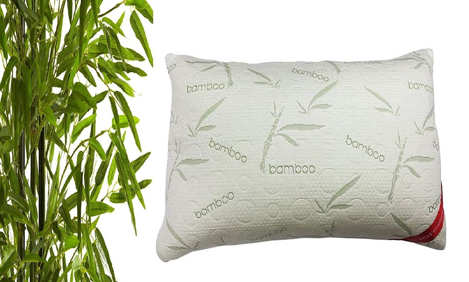Технология производства бамбуковых подушек