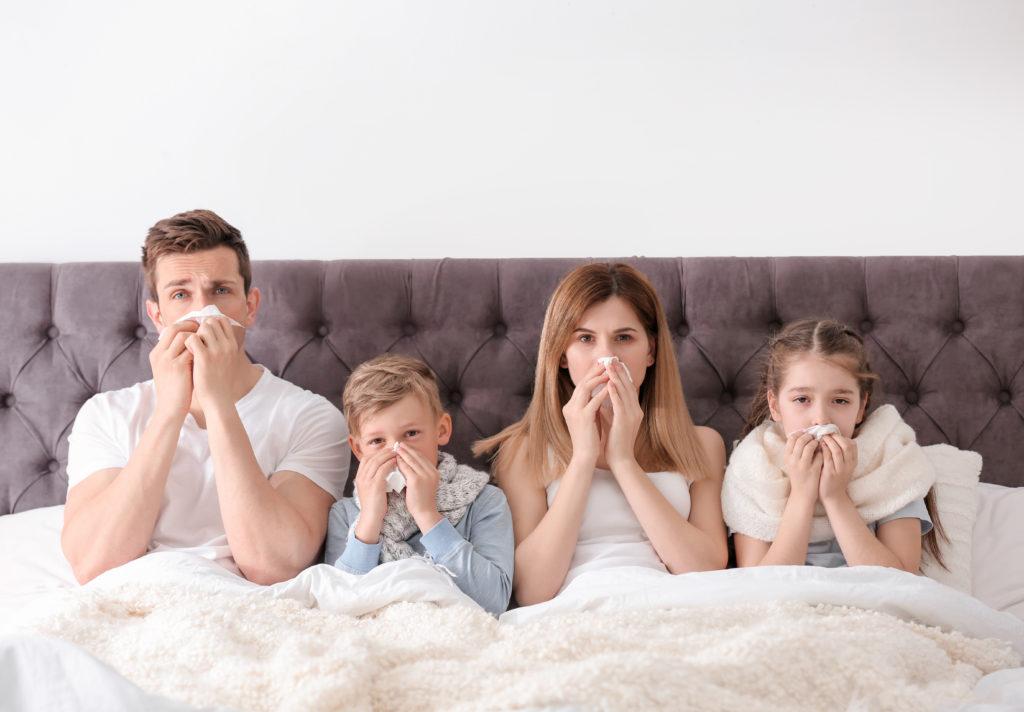 О важности одеяла